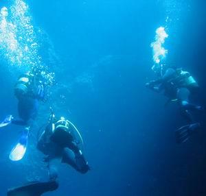 Фото №1 - Две недели в подводном доме