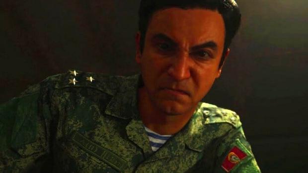 генерал Барков