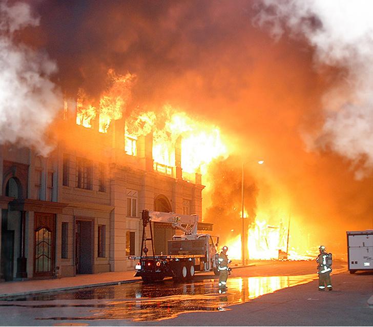 Фото №6 - Ого-гонь XXI века: еще 5 великих пожаров наших дней