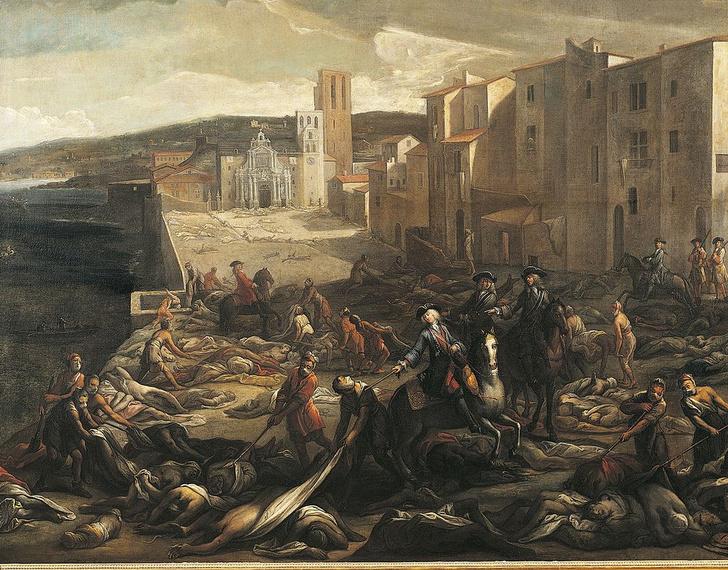 Фото №4 - Карантин по-средневековому: интересные факты о чуме
