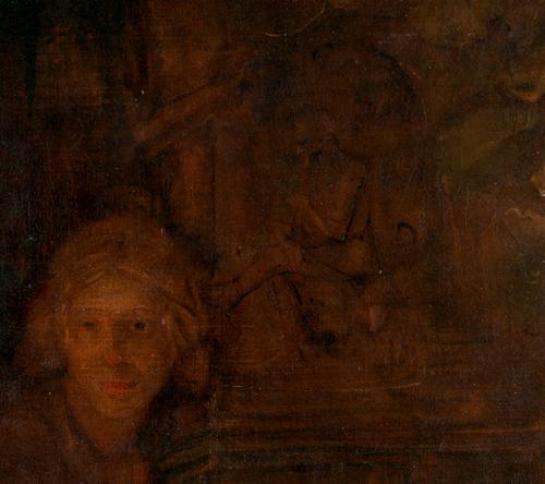 Фото №6 - Цвет любви: 9 загадок картины Рембрандта «Возвращение блудного сына»