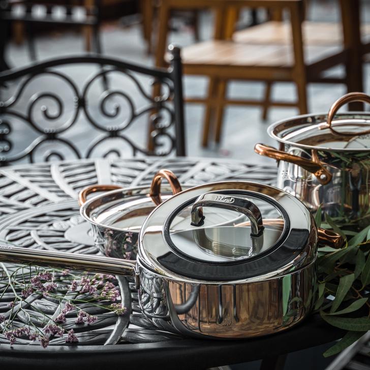Фото №4 - Повару под елку: профессиональная посуда Gipfel Horeca Professional