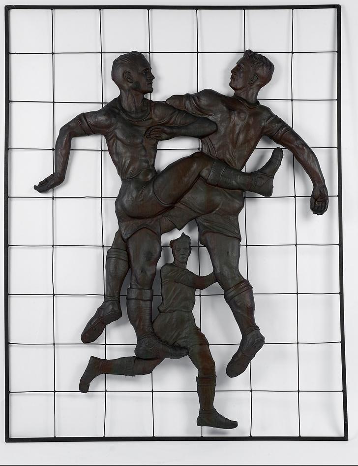 Фото №4 - В Третьяковке открылась спортивная выставка