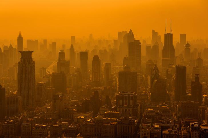 Фото №1 - Более 90% жителей Земли дышат загрязненным воздухом