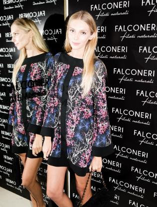 Фото №3 - Открытие бутика Falconeri