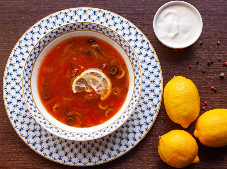 Фото №1 - Солянка: история блюда и рецепт от шеф-повара