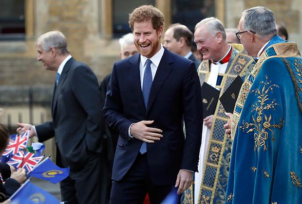 Фото №12 - Плохой принц Уильям: как испортить королевскую репутацию за 1 день