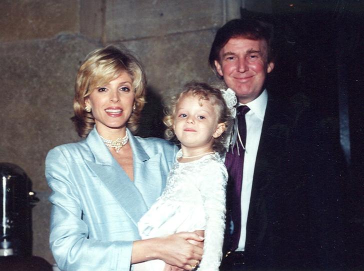 Фото №2 - «Забытая дочь»: какие отношения сложились у Дональда Трампа с его дочерью Тиффани