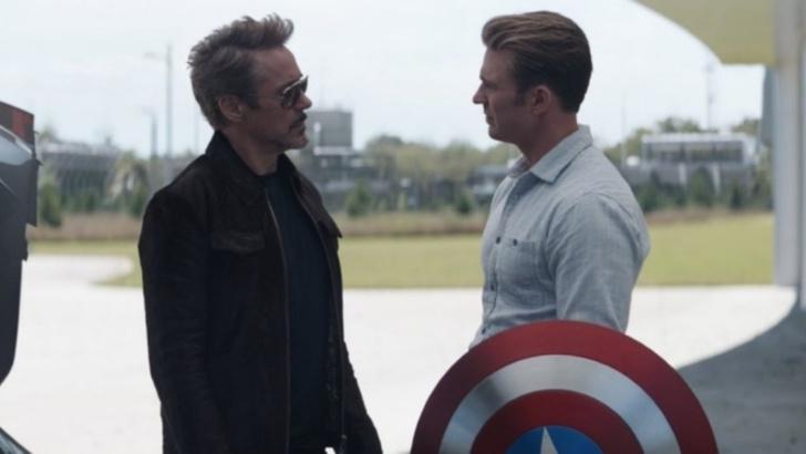 Фото №2 - Топ-10 лучших бромансов в фильмах Marvel 🤝🖤