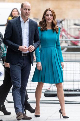 Фото №7 - Суровые уроки стиля, которые Кейт Миддлтон усвоила в браке с принцем Уильямом