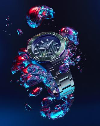 Фото №2 - Часы TAG Heuer для дайверов, которые мы с радостью носим на суше