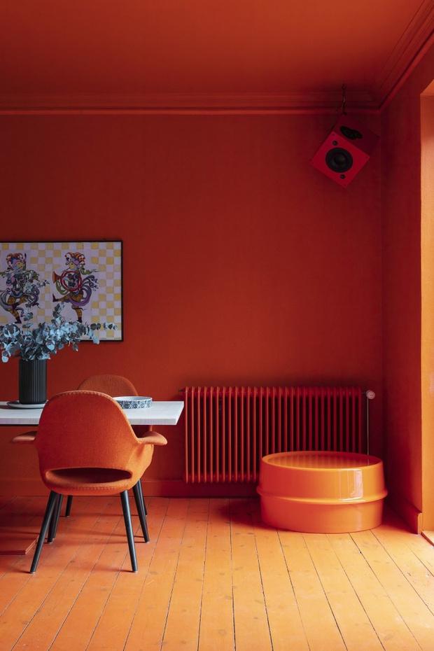 Фото №4 - Яркий дом в Копенгагене