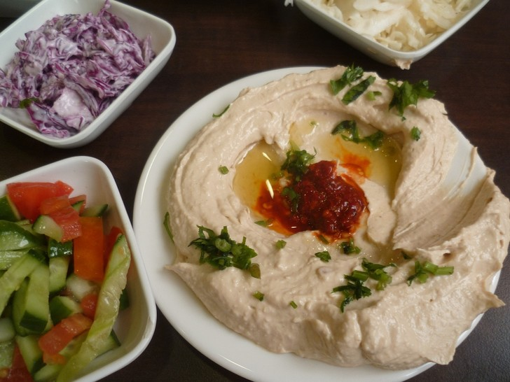 Фото №2 - Пища Земли обетованной: что едят в Израиле