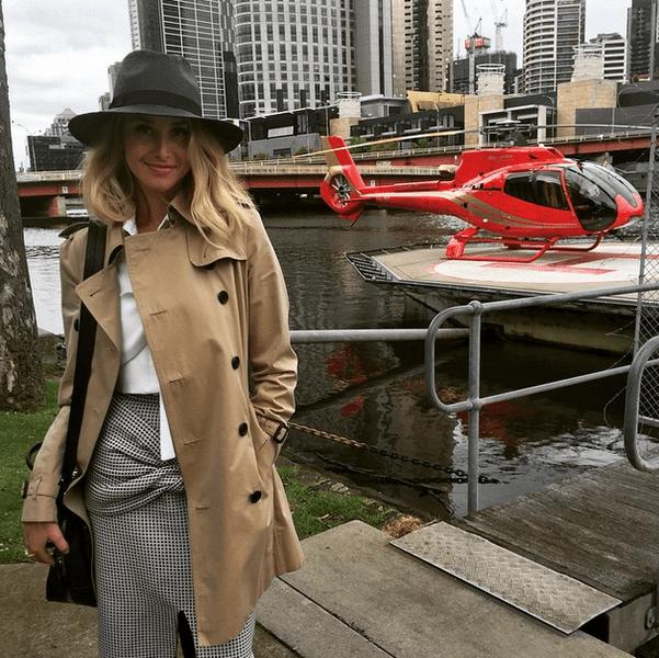 Фото №21 - Звездный Instagram: Знаменитости и самолеты