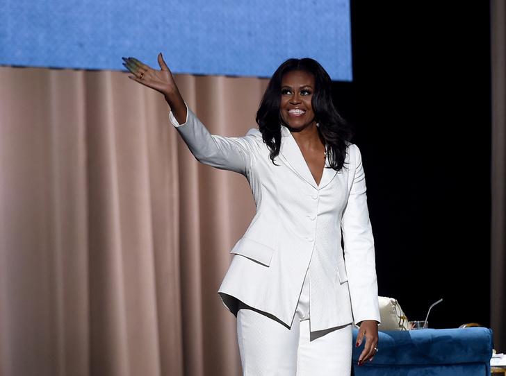 Фото №7 - Мишель Обама и ее триумф: как проходило «становление» Первой леди
