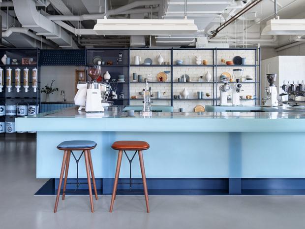 Фото №1 - Пляжное кафе Will & Co в Сиднее