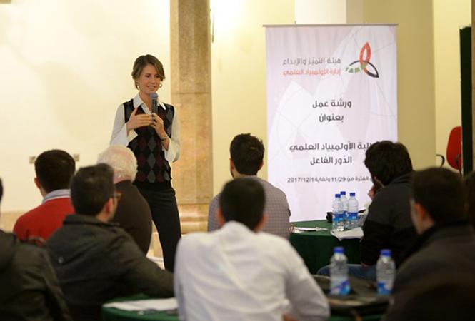Фото №14 - Из «сирийской Дианы» в «Первую леди из ада»: история Асмы Асад