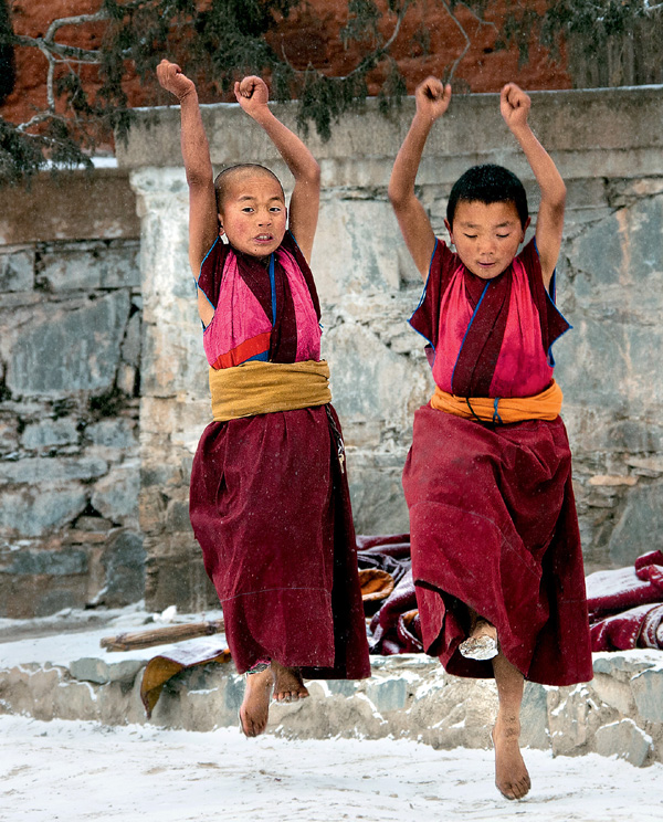 Фото №4 - Дорогами Будды: репортаж из новогоднего Тибета
