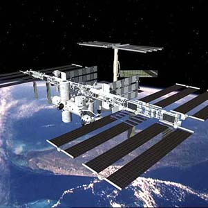 Фото №1 - 15-я экспедиция прибыла на МКС