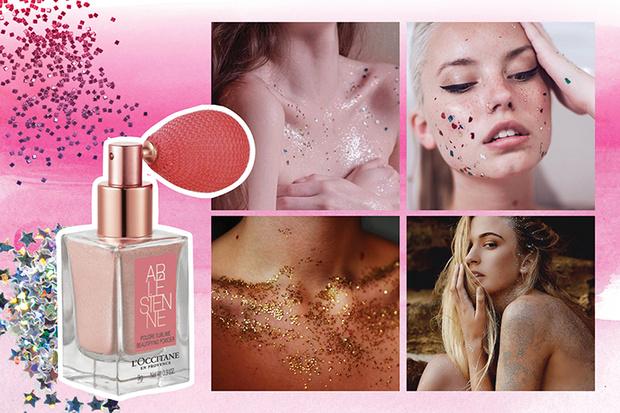 Фото №12 - 6 способов использовать глиттер в новогоднем макияже