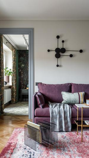 Фото №2 - Ковер в интерьере: как выбрать модель, которая преобразит ваш дом