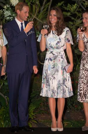 Фото №75 - Любимые бренды одежды герцогини Кембриджской
