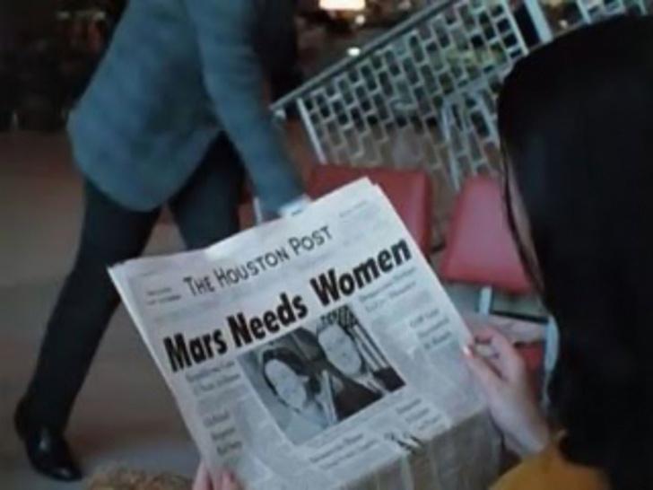 Фото №1 - 24 газетных заголовка из фантастических фильмов