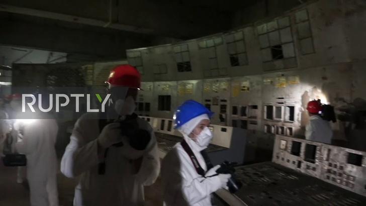 Фото №1 - Свежее видео с четвертого энергоблока Чернобыльской АЭС