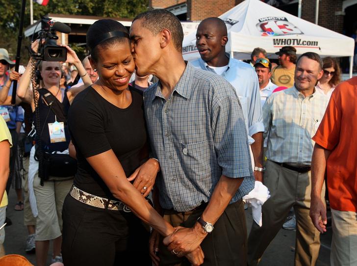 Фото №4 - Неожиданный секрет долгого брака Мишель и Барака Обамы