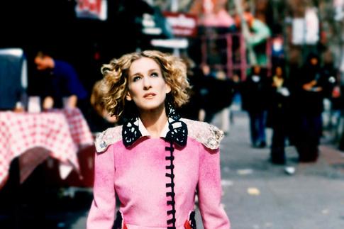 Сара Джессика Паркер (Sara Jessica Parker), «Секс в большом городе»