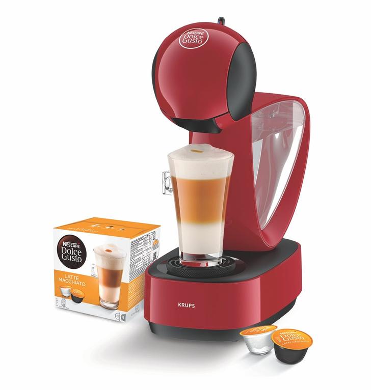 Фото №1 - Испытайте бесконечное кофейное удовольствие с новой капсульной кофемашиной INFINISSIMA® от NESCAFÉ® Dolce Gusto®