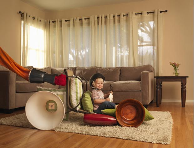 Фото №3 - Подвижные игры дома: 15 идей, как занять детей на карантине