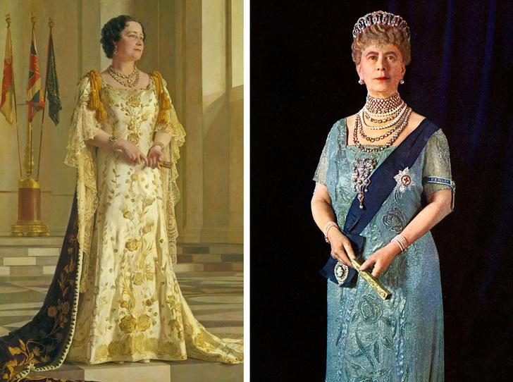 Фото №1 - Любимая портниха королевы Марии и герцогини Йоркской: как Элизабет Хэндли-Сеймур изменила моду