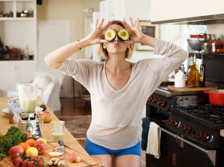 Фото №2 - Спортивная диета: как сделать все правильно