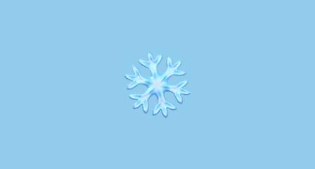 Фото №1 - Тест: Выбери снежинку и узнай, с кем ты проведешь Новый год