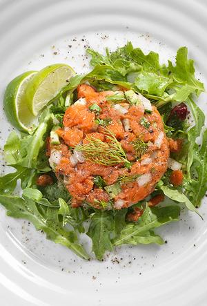 Фото №3 - Лучшие рецепты блюд из авокадо