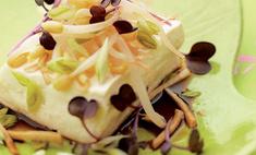 Тофу с проростками
