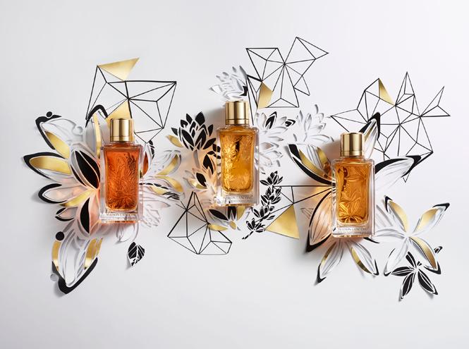 Фото №1 - Эксклюзивная коллекция ароматов Lancôme в ГУМе