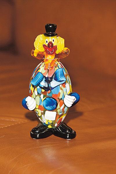 Фото №2 - Борис Грачевский показал свою коллекцию клоунов