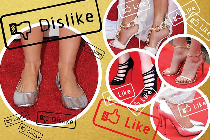 Фото №1 - Скандал в Каннах: женщин не пустили на премьеру без каблуков
