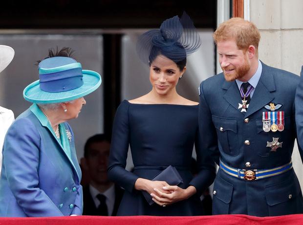 Фото №12 - Что нужно знать о первенце Меган Маркл и принца Гарри