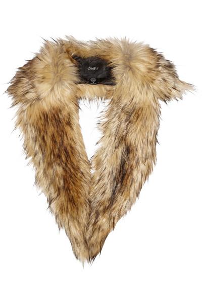 Горжетка, Unreal Fur