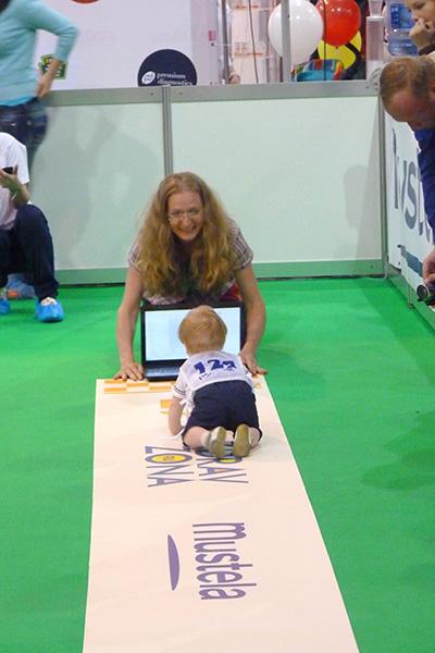 Фото №19 - Журнал «Счастливые родители» на «Фестивале беременных и младенцев WAN Expo»