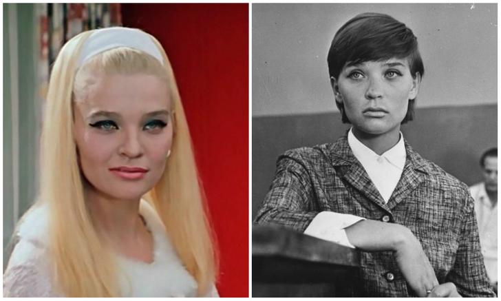 Фото №1 - 15 фотографий роковой блондинки из «Бриллиантовой руки» до ее встречи с Никулиным