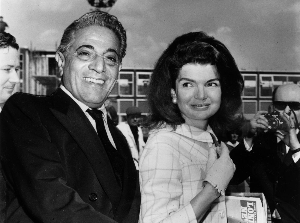 Фото №13 - Оперная дива, миллиардер и первая леди: современная греческая трагедия