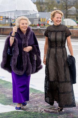Фото №37 - Забавы королевского двора: самые интересные моменты юбилея Харальда и Сони