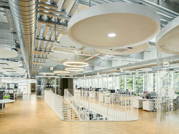 Фото №4 - Новая штаб-квартира Zambon по проекту Микеле де Лукки
