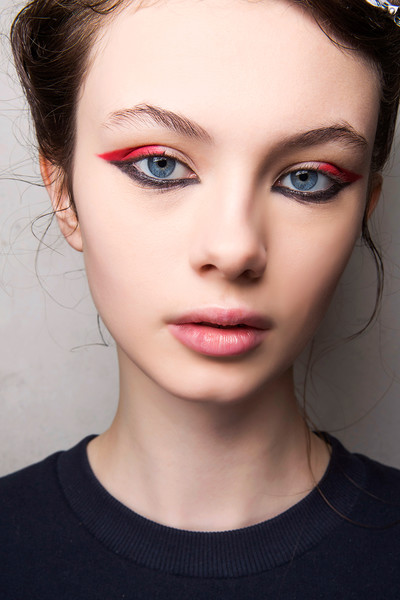 Фото №1 - Будь ярче: модный макияж для самых смелых