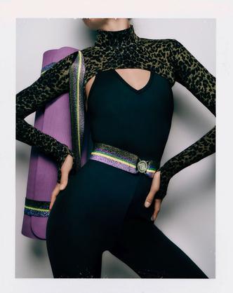 Фото №1 - Maje выпустили первую коллекцию спортивной одежды в коллаборации с Varley