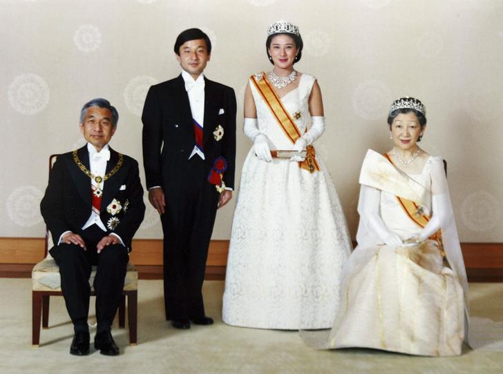 Фото №5 - Королевская свадьба по-японски: как женился наследник Хризантемового трона